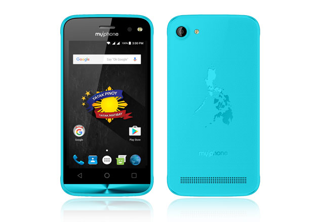Myphone My72 Dtv Announced Comes With 5 Inch Screen And Full