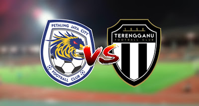 Live Streaming PJ City vs Terengganu Liga Super 14.3.2020