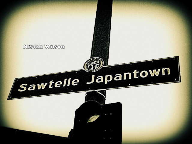 Sawtelle Japantown, Los Angeles, California by Mistah Wilson