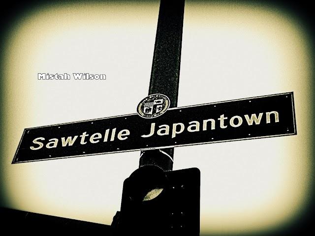 Sawtelle Japantown, Los Angeles, California by Mistah Wilson