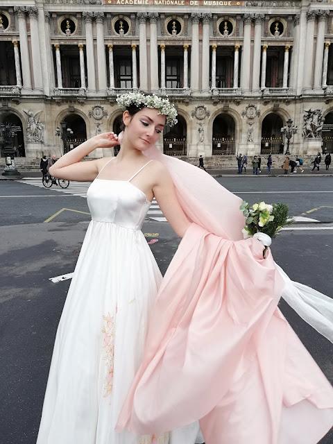 la mariée Hellebores