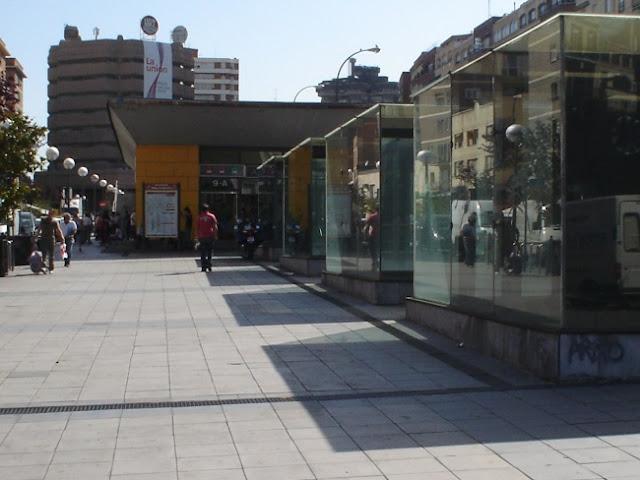 Avenida de América. Fotos