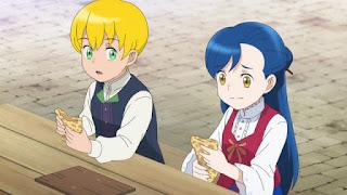 Honzuki no Gekokujou: Shisho ni Naru Tame ni wa Shudan wo Erandeiraremasen 2 Episódio 03