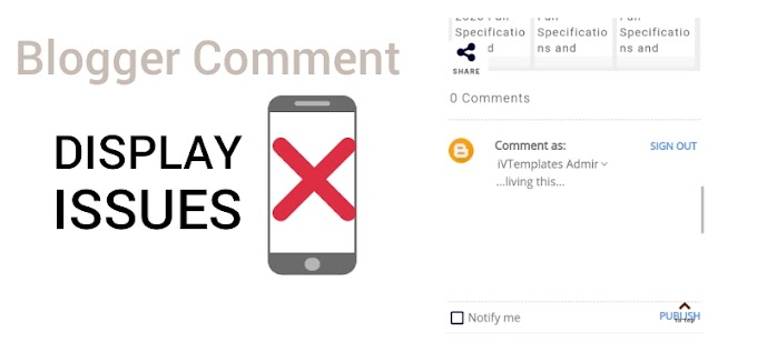 Resolved: Blogger Comment Box Not Showing on Mobile