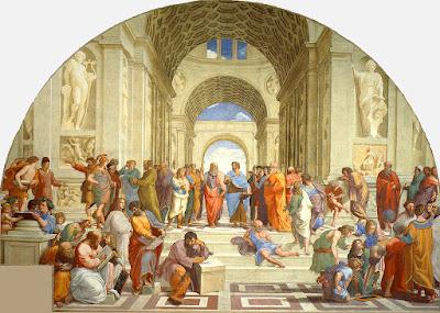 Sekolah Athena oleh Raphael