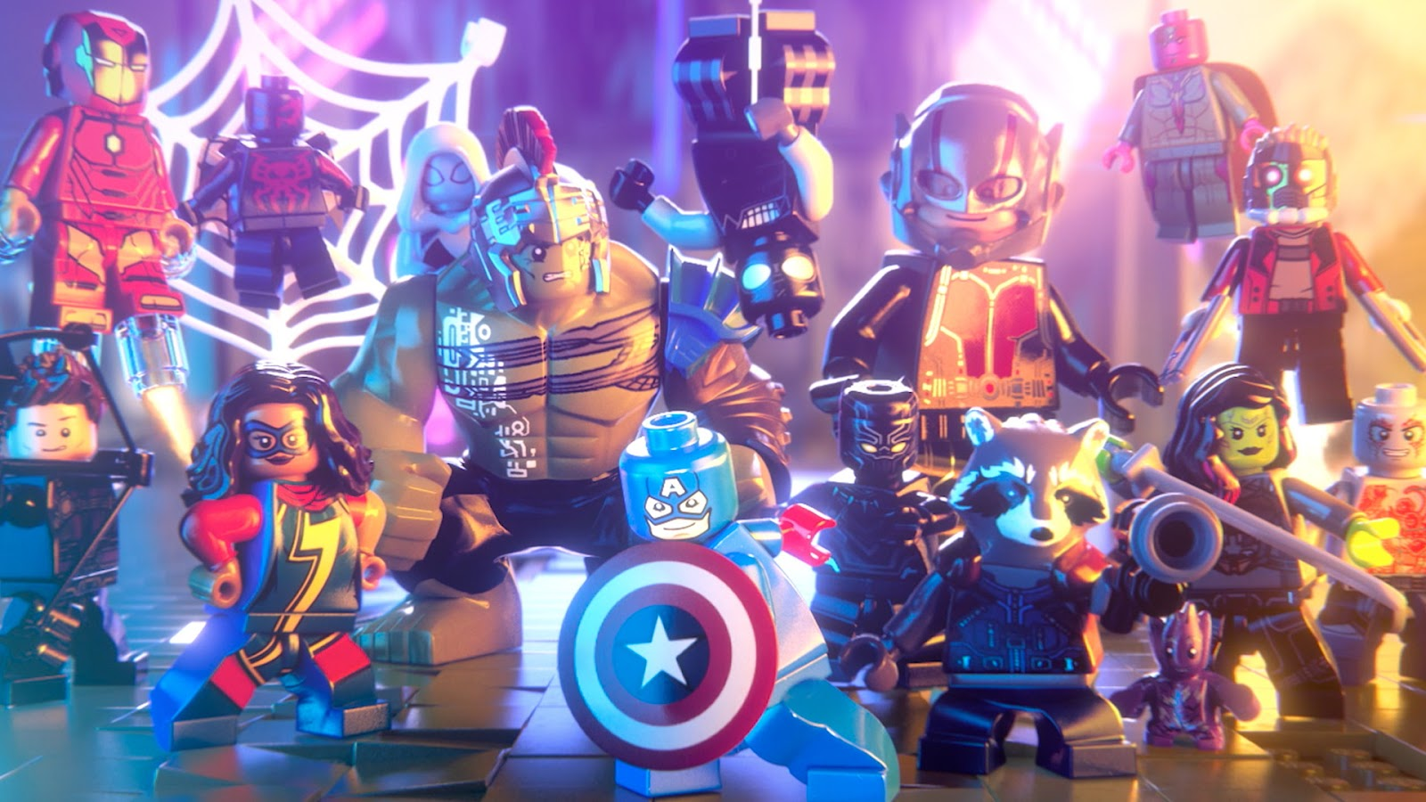Latest Trailer Of LEGO Marvel Super Heroes 2 Reveals The Game Main Villain.