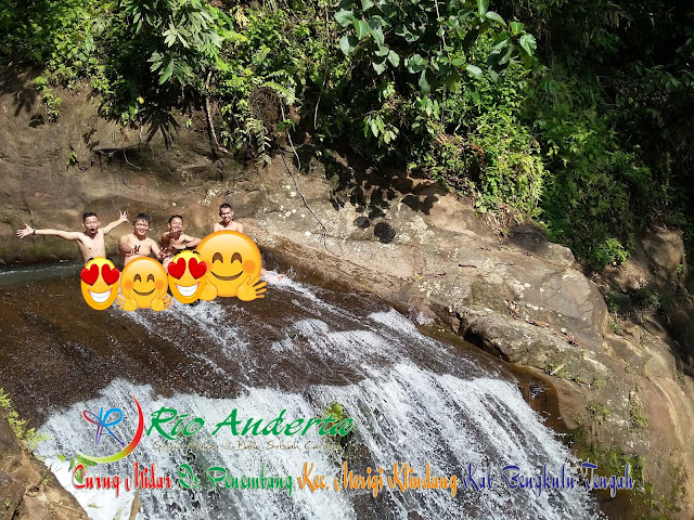 Curuq Midar Desa Penembang Kecamatan Merigi Kelindang