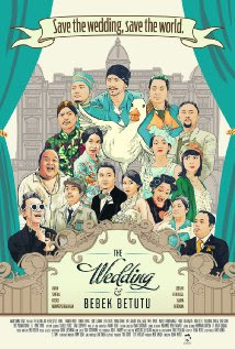 The Wedding & Bebek Betutu (2015) Full Movie