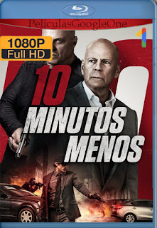 10 minutos para morir (10 Minutes Gone) (2019) [1080p BRrip] [Latino-Inglés] [LaPipiotaHD]