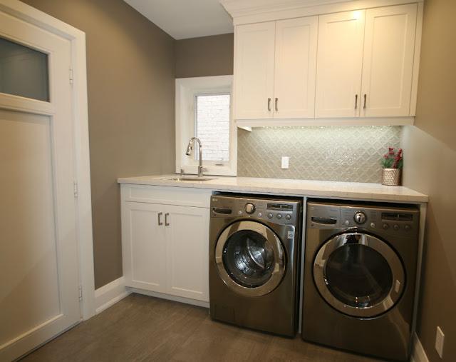 Oakville Laundry Renovator