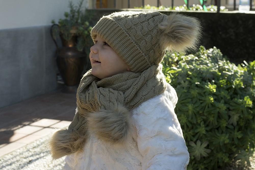 cappellino sciarpa rivafashion