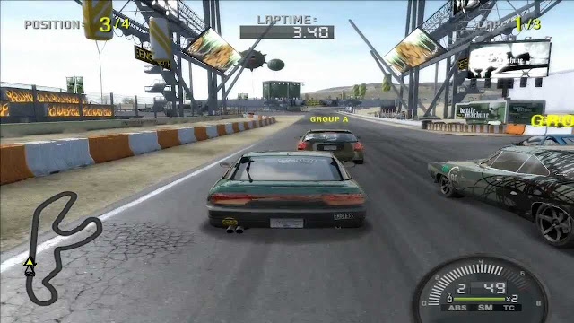 تحميل لعبة need for speed prostreet