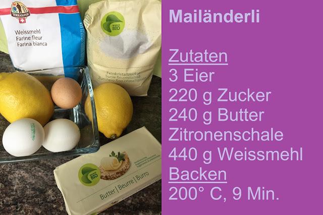 Mailänderli