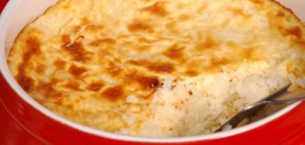 Egyptian Moammar Baked Rice