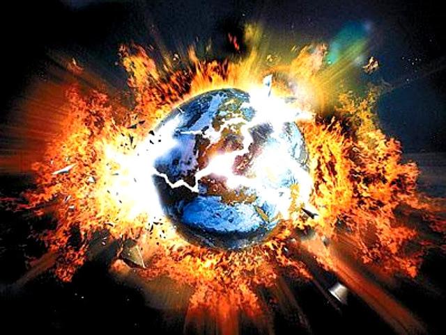Dois minutos e meio para o Fim do Mundo