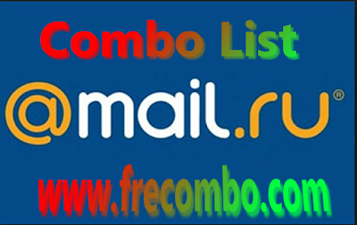 mail.ru COMBO LIST