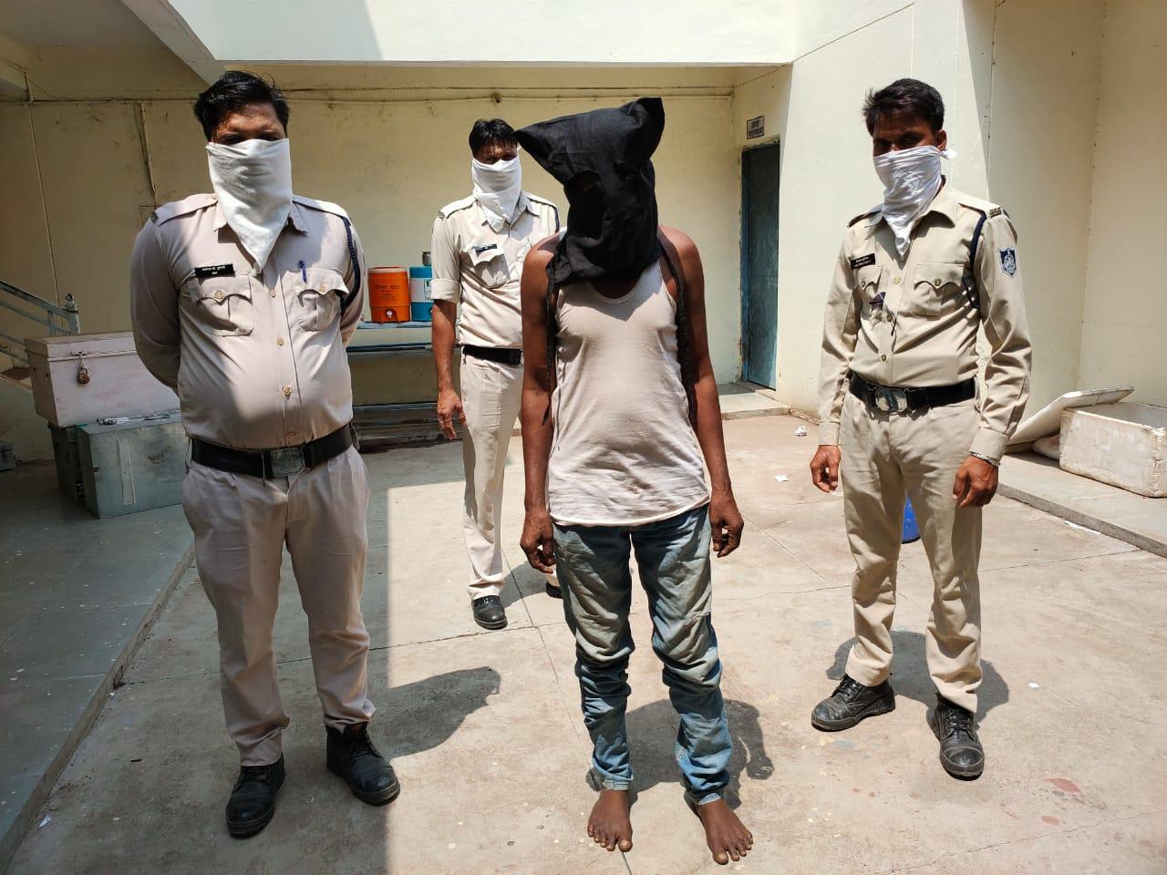लूट डकैती के कुख्यात आरोपी गिरफ्तार