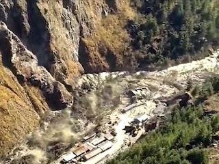 150-people-feared-dead-after-a-glacier-breaks-in-chamoli