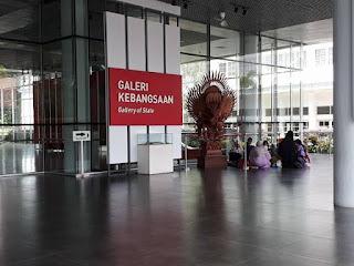 Galeri Kebangsaan Museum Kepresidenan RI Balai Kirti Kota Bogor