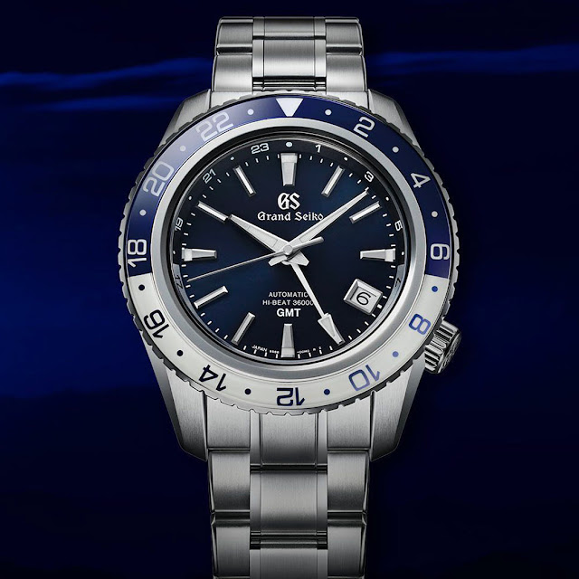 Grand Seiko Sport Collection GMT SBGJ237