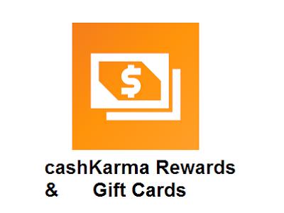aplikasi menghasilkan uang cashKarma Rewards & Gift Cards