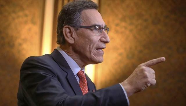 Vizcarra afirma que recibió pedido de AP y APP para postergar elecciones