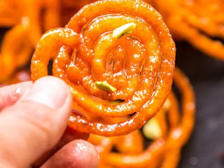Wow! effect jalebis