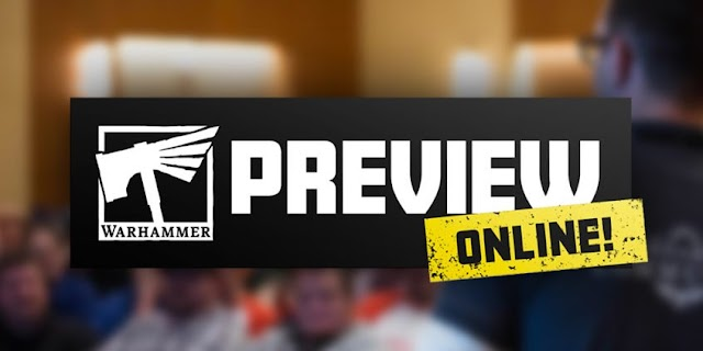 Warhammer Previews Incoming........