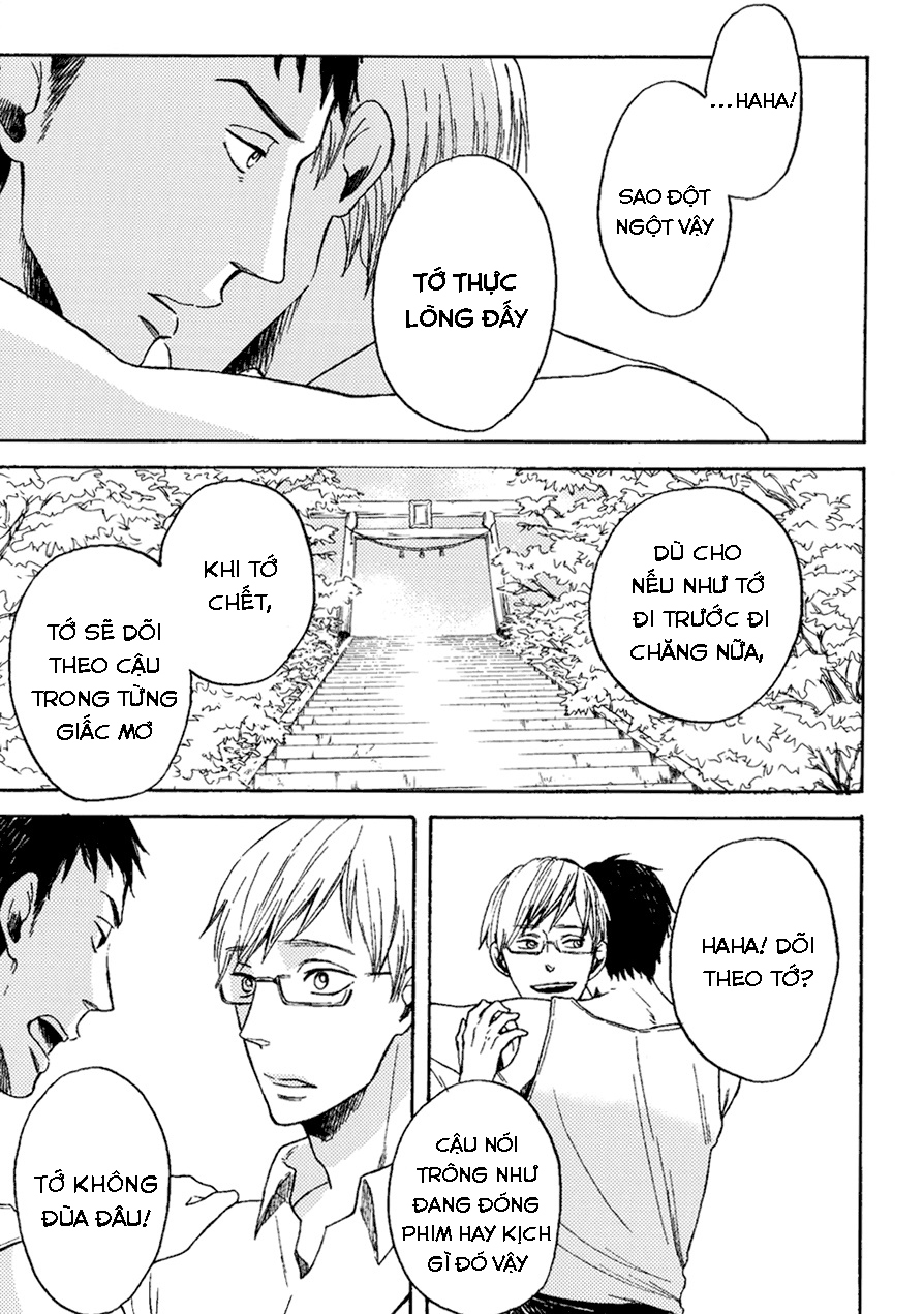 Trang 11 - Nhìn lần cuối những kí ức ngày xưa (- UMEMATSU Machie) - Truyện tranh Gay - Server HostedOnGoogleServerStaging