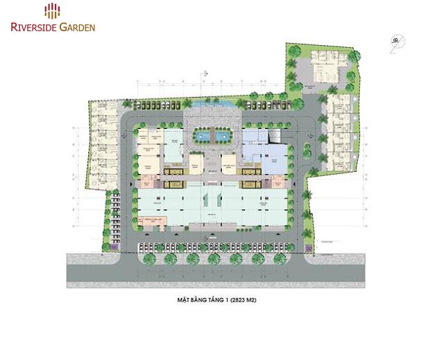 Quy hoạch chi tiết dự án 349 Vũ Tông Phan