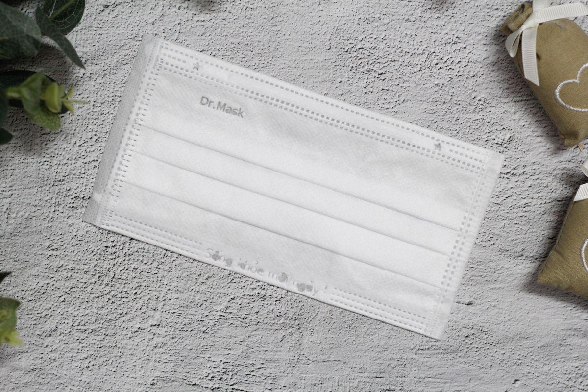 Túi 10 Khẩu Trang Y Tế 3 Lớp - Dr.Mask - 100 túi/thùng