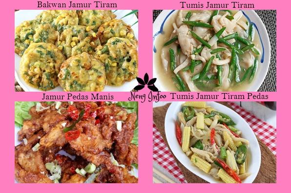 4 Resep Jamur Tiram yang Lezat dan Bergizi