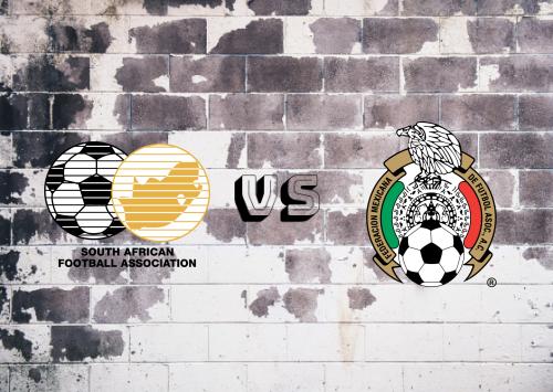 South Africa vs México   Resumen