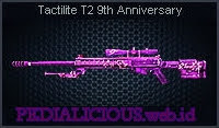 Tactilite T2 9th Anniversary