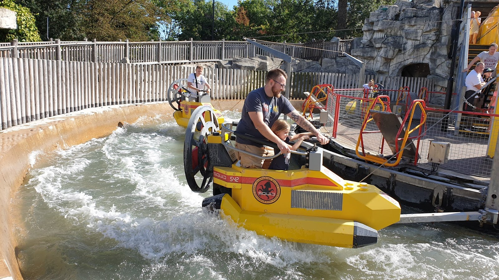legoland windsor ride