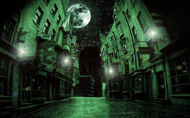 El Callejón de los Recuerdos | Onirium. Fantasía, terror y ciencia ficción.