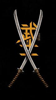 Japan Sword Mobile HD Wallpaper