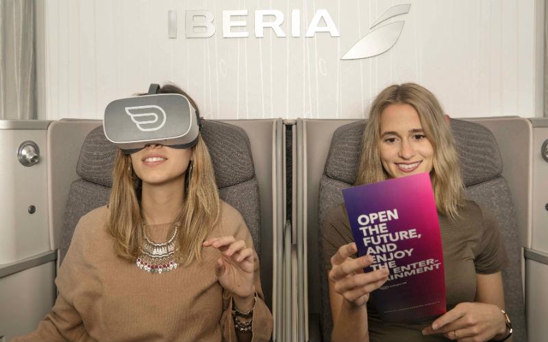 iberia realidad virtual