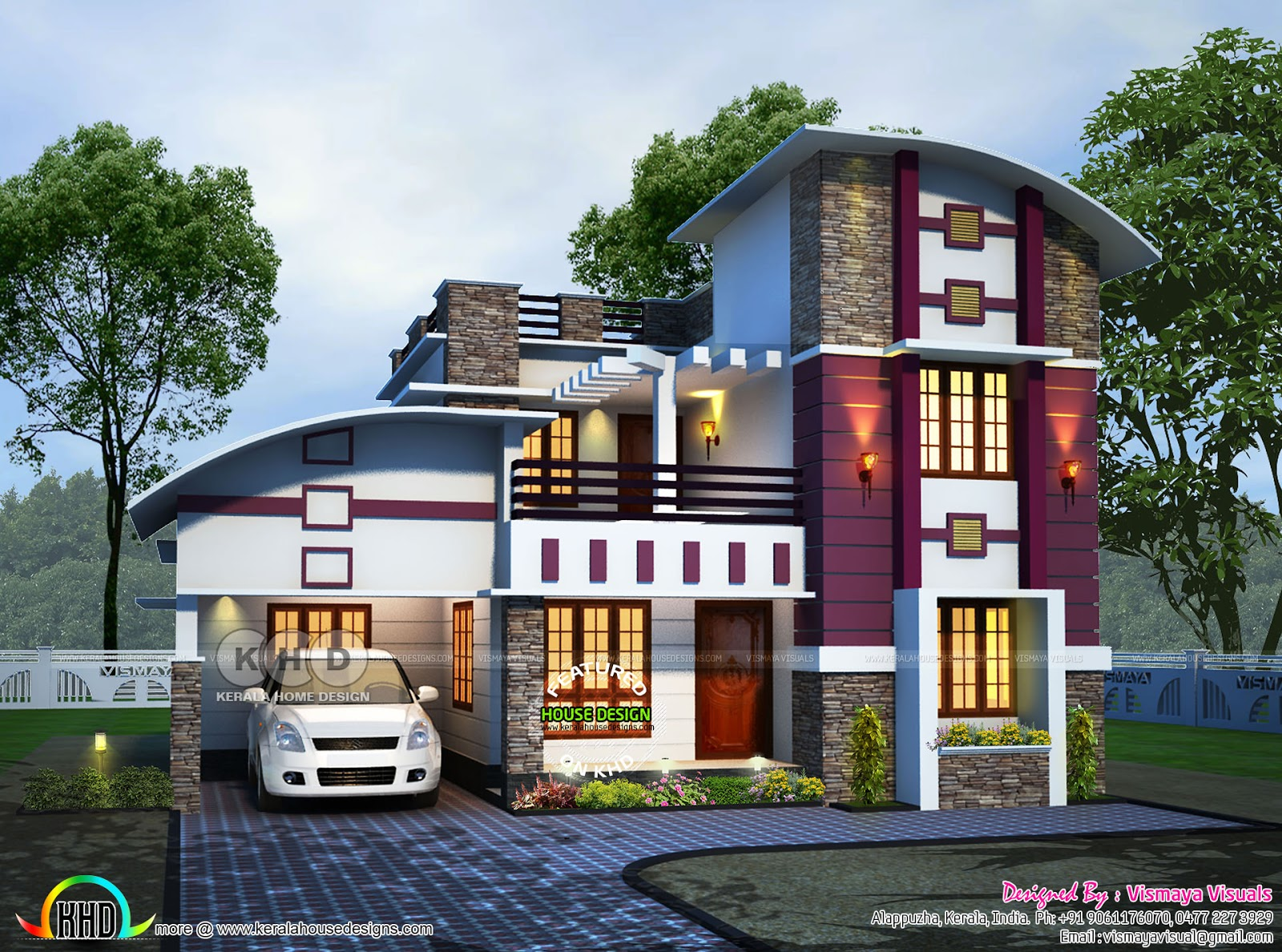 . 2019   Kerala home design and floor plans