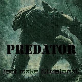 Jedi Mak3 1llusional - Yautja (Predator Single 2018)