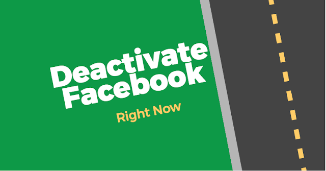 How to Deactivate Facebook Account Guide