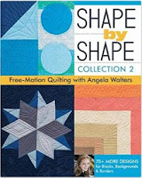 shape by shape collection 2 quilting book