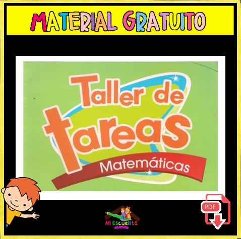 TALLER DE TAREAS MATEMATICAS