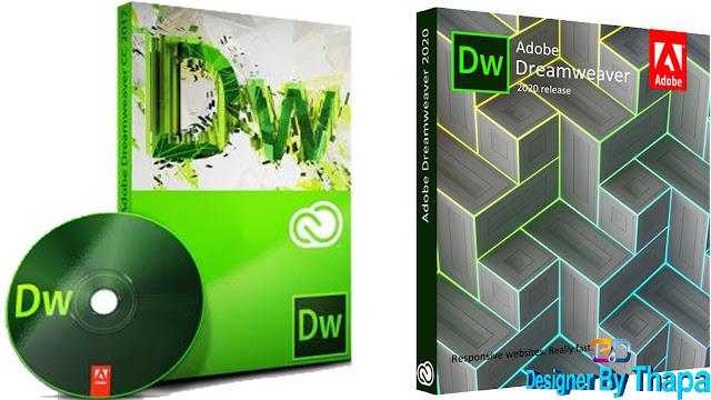 Adobe Dreamweaver Cc 2020 Free Download Ms 3d Designer