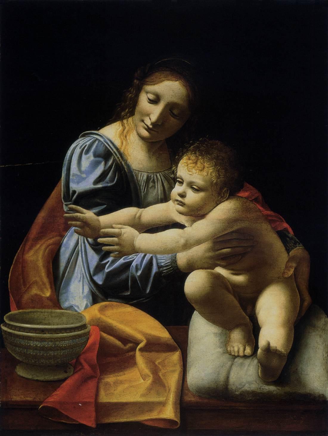 Джованни Антонио Олтраффио Вьерге CA l Enfant
