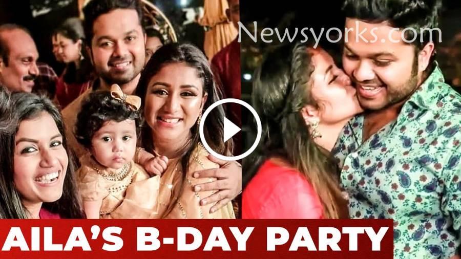 Sanjeev daughter birthday