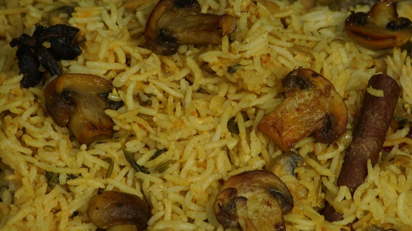 how to cook biryani rice recipe