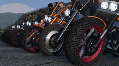העדכון החדש של GTA Online מאפשר הקמת כנופיות אופנוענים