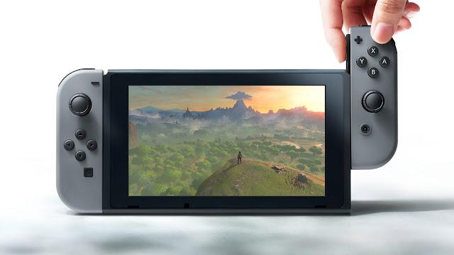 Nintendo Switch: conheça os primeiros jogos do console