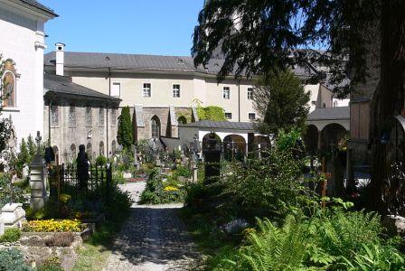 Petersfriedhof, Salzburg